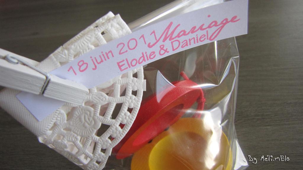 Mariage Des Cadeaux Pour Vos Invit S