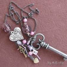 Sautoir clé
