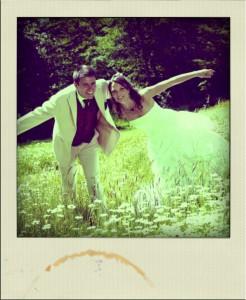 parure de mariée
