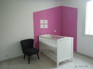 chambre bébé peinture maison 2
