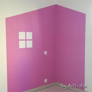 chambre bébé peinture maison
