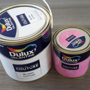 Dulux Valentine couture