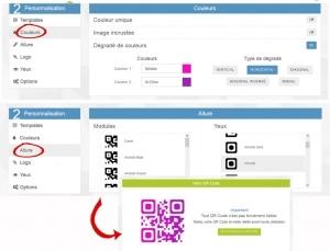 personnalisation-QR-code