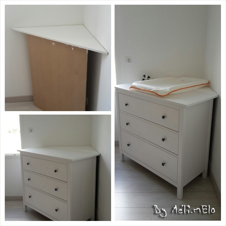 Ikea Chambre Bebe Table A Langer : Commode Table a Langer
