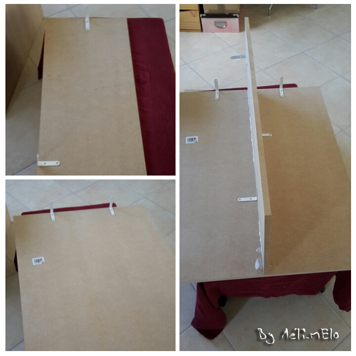 IKEA hack pied table à langer