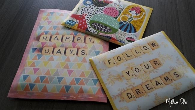 paquets magazines