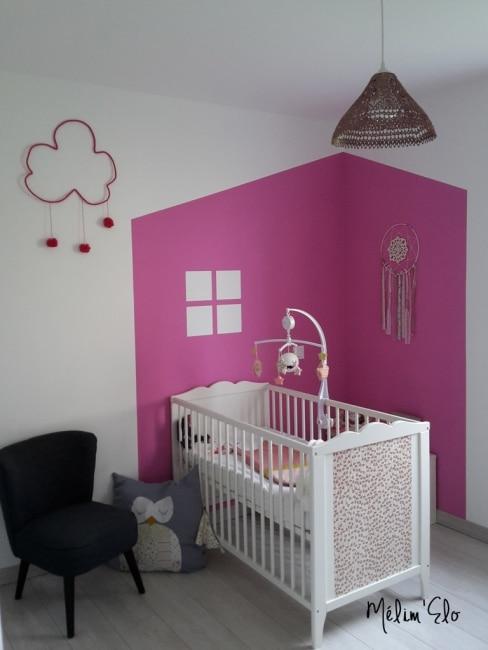 Chambre bébé coin nuit