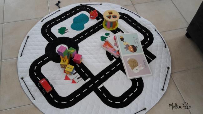 tapis de voiture balluchon