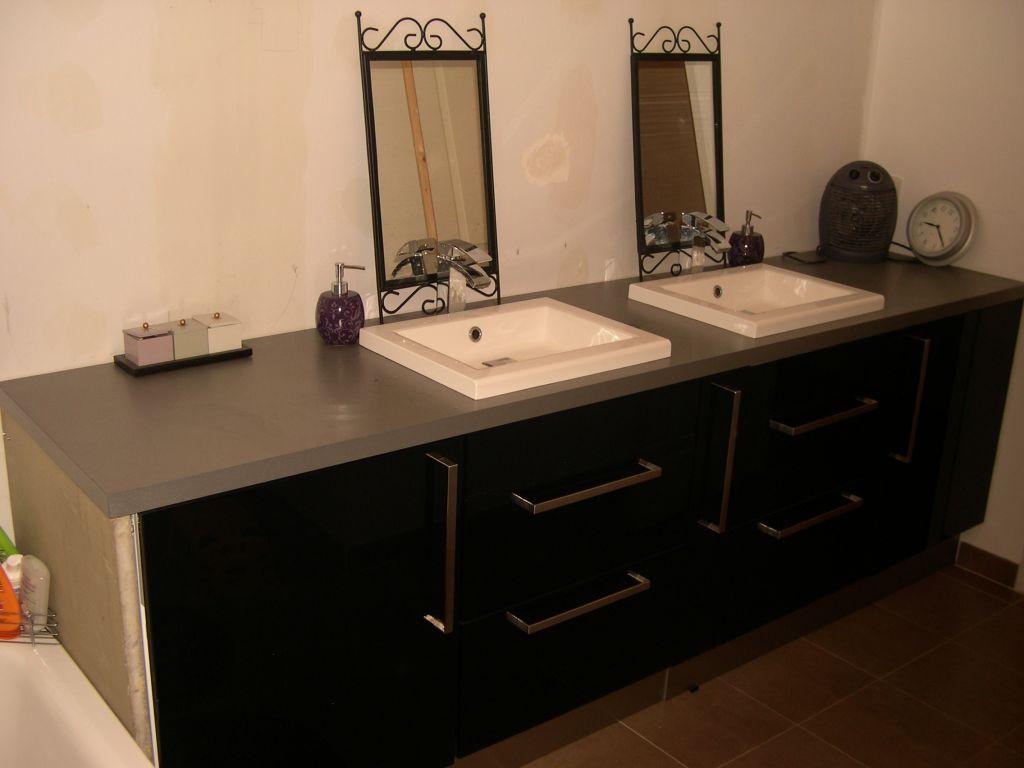Fabriquer Meuble Salle De Bain Palette meuble de salle de bain diy