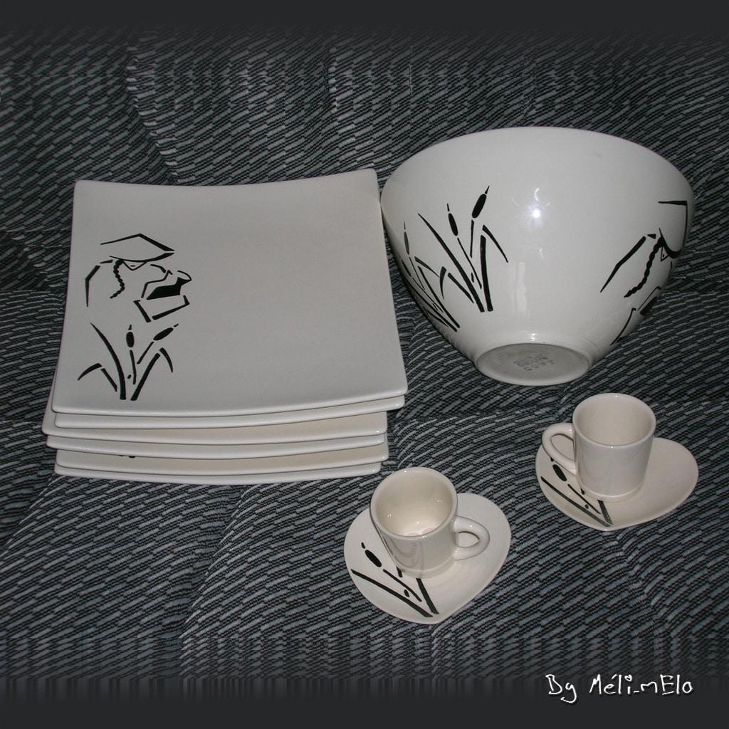 Tuto Peinture Sur Porcelaine peinture sur porcelaine